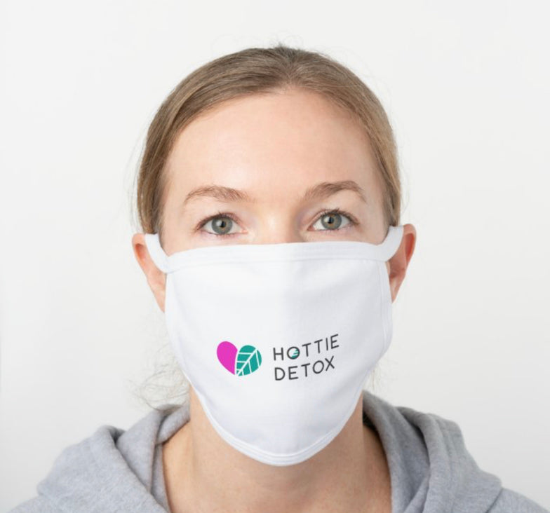 Hottie Detox Face Mask