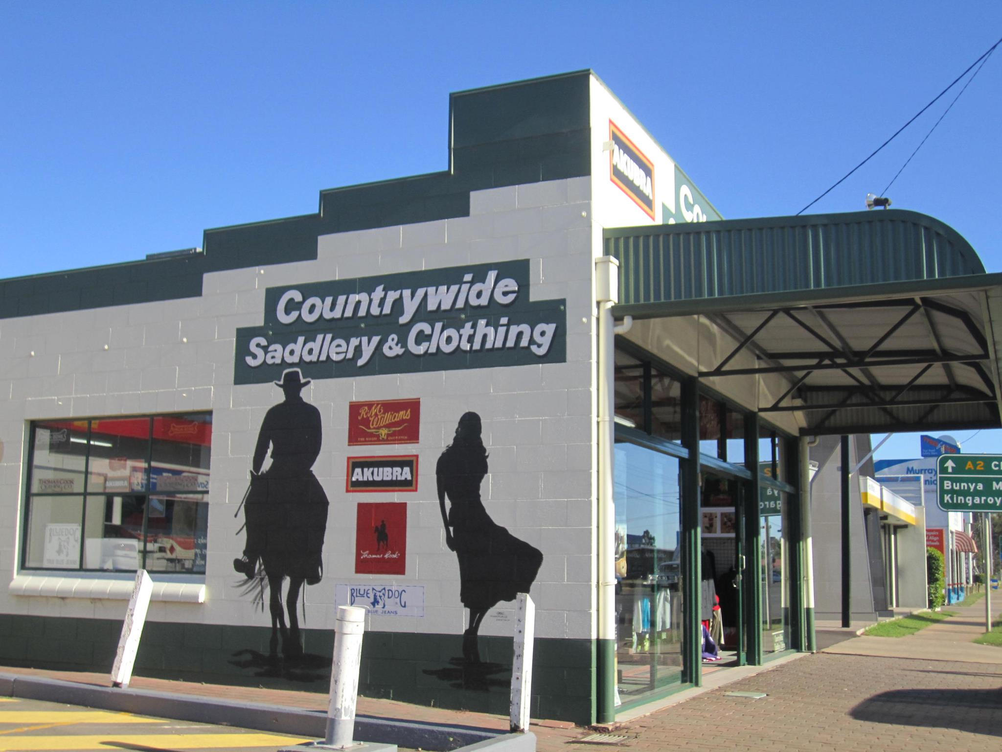 Countrywide Saddlery Dalby