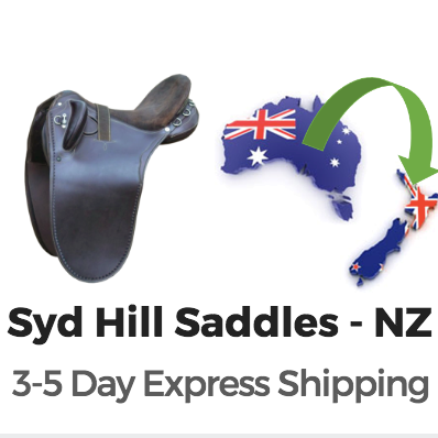 Syd Hill Saddles NZ