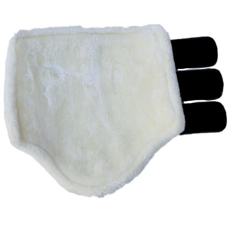 Apollo Dressage Boots with Fleece - Hind-Ascot Equestrian