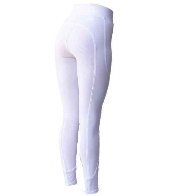 Active Breeches - White-Ascot Equestrian