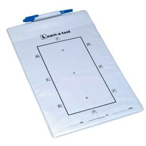 Dressage Test Board-Ascot Equestrian