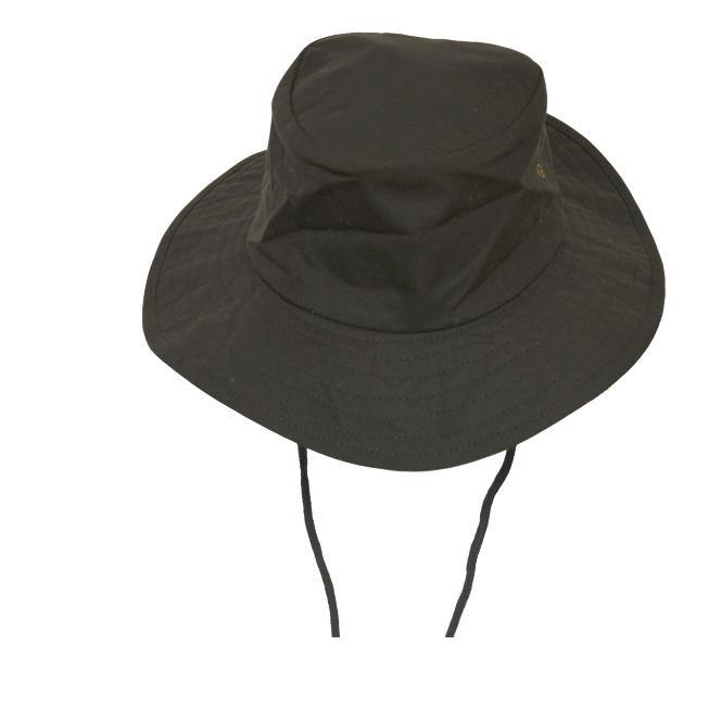 Syd Hill Oilskin Flinder's Hat-Syd Hill & Sons