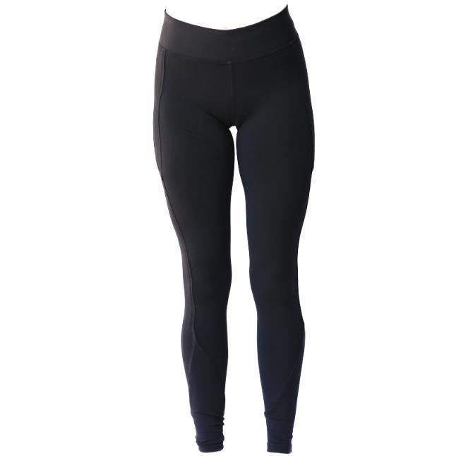 Active Breeches - Black for Ladies-Ascot Equestrian