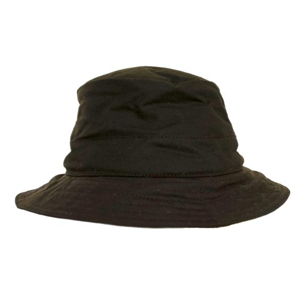 Oilskin Hat-Syd Hill & Sons