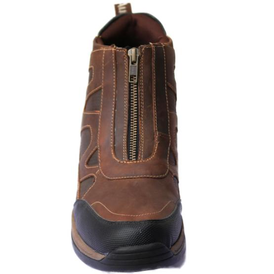 Brown Leather Boots-Ascot Equestrian