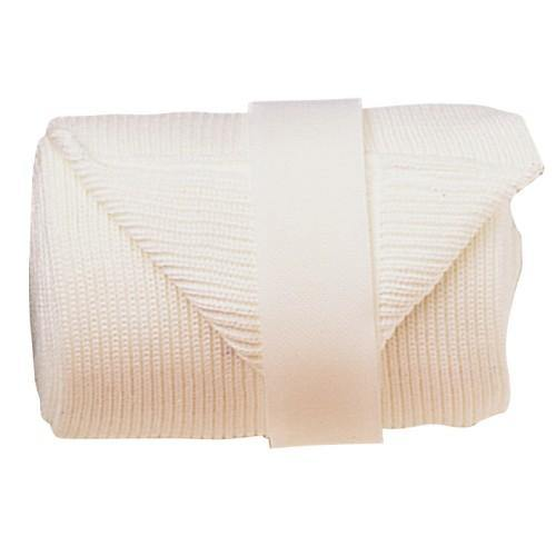Showmaster Poly Cotton Bandages White-Showmaster