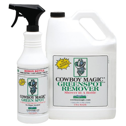 Cowboy Magic Green Spot Remover-STC