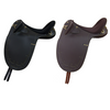 Syd Hill Synthetic Stock Saddle - Non-adjustable-Syd Hill & Sons