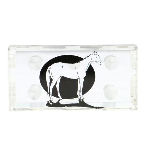 Horse Design Pen Holder-STC