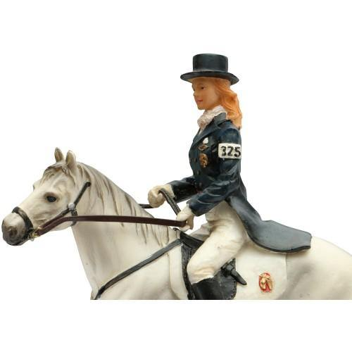 Resin Dressage Horse Model-STC