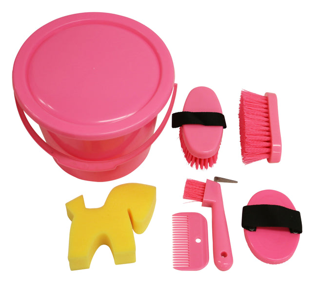 Showmaster Grooming Kit Bucket
