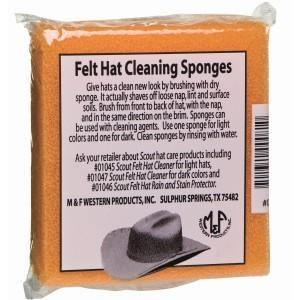 Hat Cleaning Pads-STC