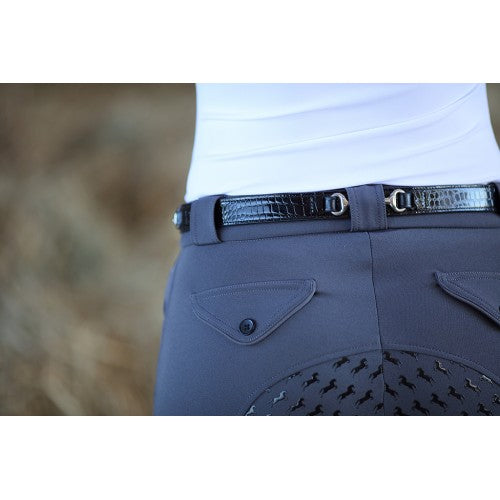 Full Seat Gel Breeches - Stone