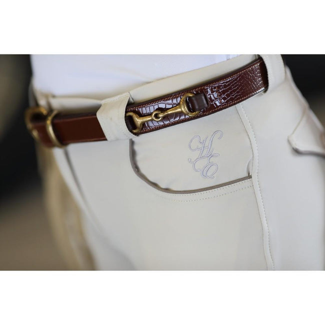Lightweight Gel Seat Breeches-Huntington