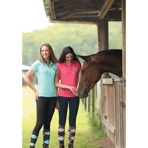 Horse Riding Shirt-Huntington