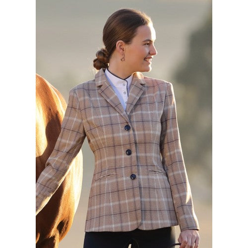 Elizabeth Ladies Riding Jacket-Huntington