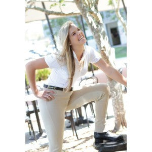 CRW Ladies Sticker Jodhpurs-Huntington