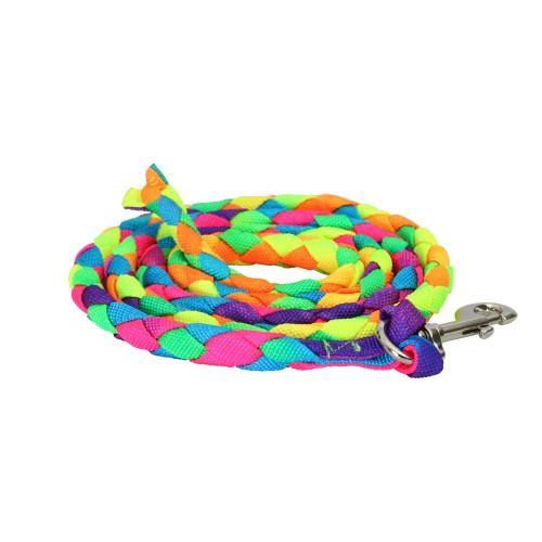 Piccolo Rainbow Lead Rope-STC