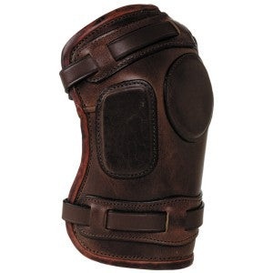 Heavy Polo Knee Guards