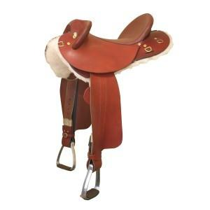 ORD RIVER STOCK SADDLE BROWN
