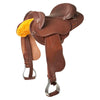 Syd Hill Leather Half Breed Saddle - Adjustable Tree-Syd Hill & Sons