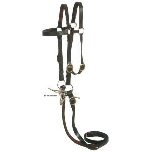 "Ord River 7/8"" Extended Head Barcoo Bridle-Ord River"