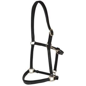 Single Ply Leather Halter-STC