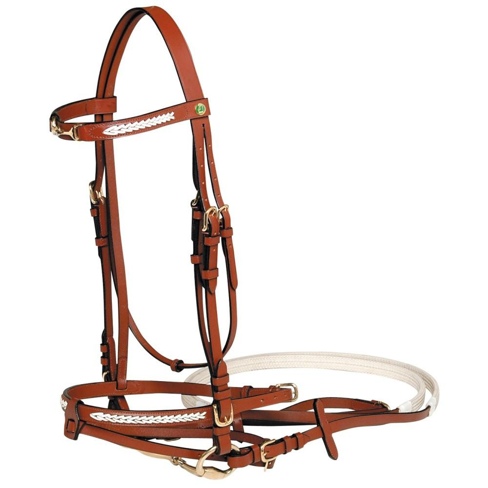 Hanoverian Eventing Bridle-Jeremy & Lord
