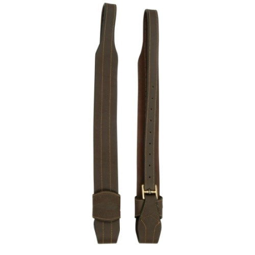 Flinders Wide Stockman Stirrup Leathers-Flinders