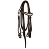 Hair inlay Western Bridle-Ascot Equestrian