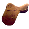 Suede Polo Saddle-Ascot Equestrian