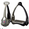 Acavallo Opera Stirrups - Including country flags-ACAVALLO