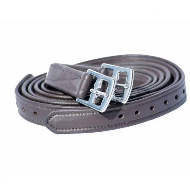 Softy Stirrup Leathers 3/4""