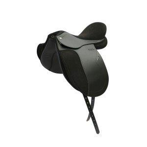Tekna Dressage Saddle - Suede Seat-Tekna