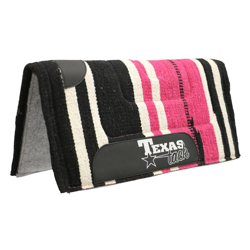 Texas-tack Navajo Pony Saddle Pad-Texas-tack