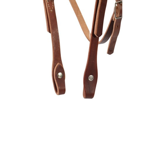 Weaver Horizons Collection Headstall-WEAVER LEATHER