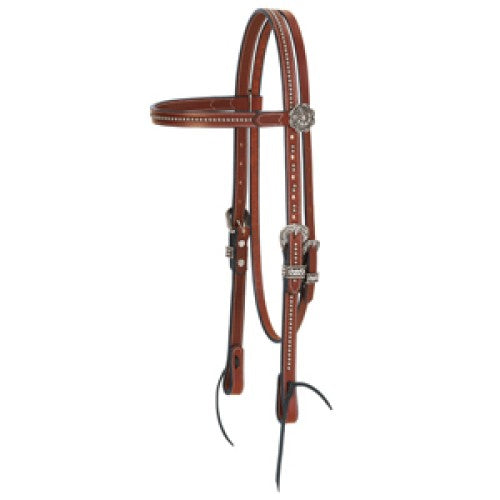 Weaver Austin Collection Headstall-WEAVER LEATHER