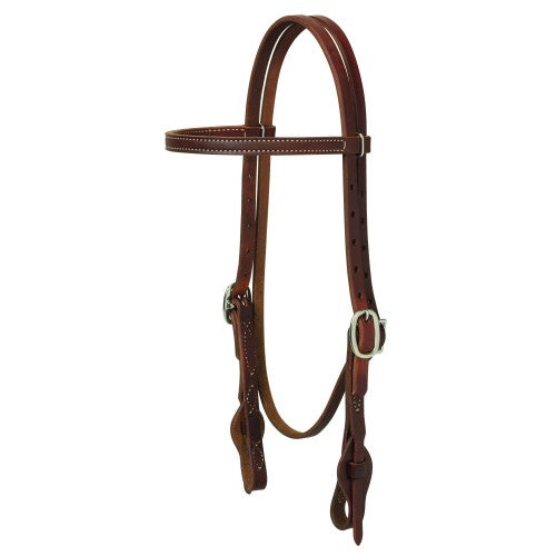 Weaver Working Cowboy Tack Quick Change Headstall-WEAVER LEATHER