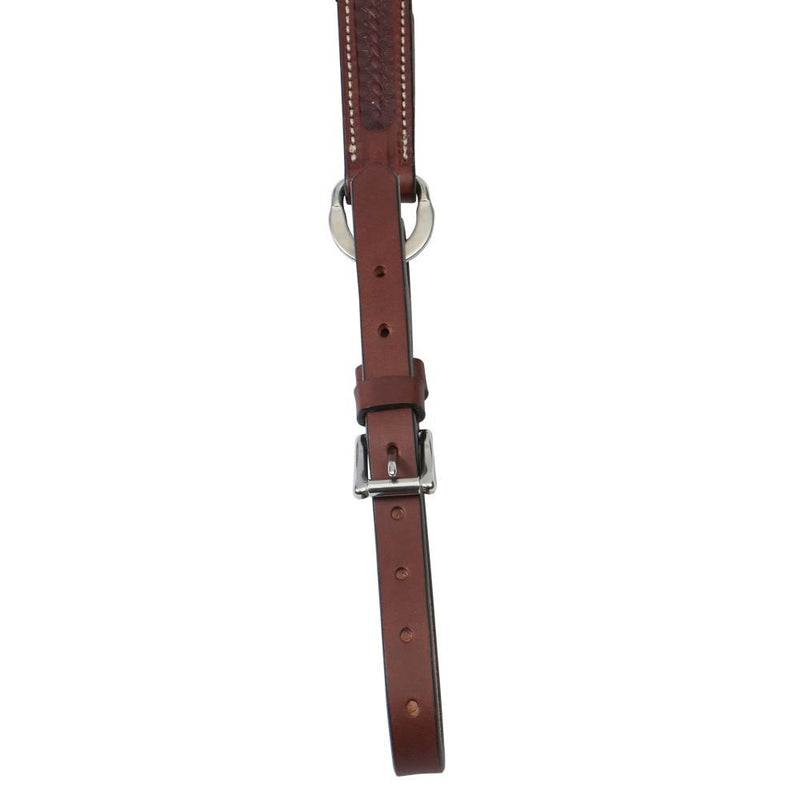 Weaver Basin Cowboy Collection Tapered Breastcollar-WEAVER LEATHER