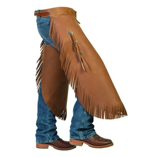 WEAVER LEATHER WESTERN CHAPS