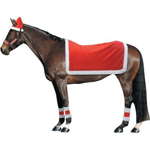 Christmas Saddle Pad