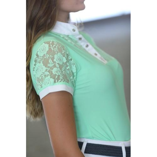 Equestrian Show Shirt-Huntington