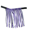 Fringe fly veil - Purple