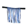 Fringe fly veil - Blue