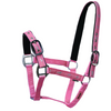 Padded Horse Halter - Pink