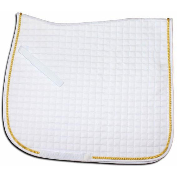 Quilted Dressage Saddle Pad-Ascot Equestrian