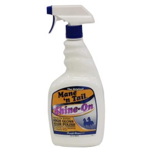 Mane'n Tail Shine-On w/Sprayer-Mane 'n Tail
