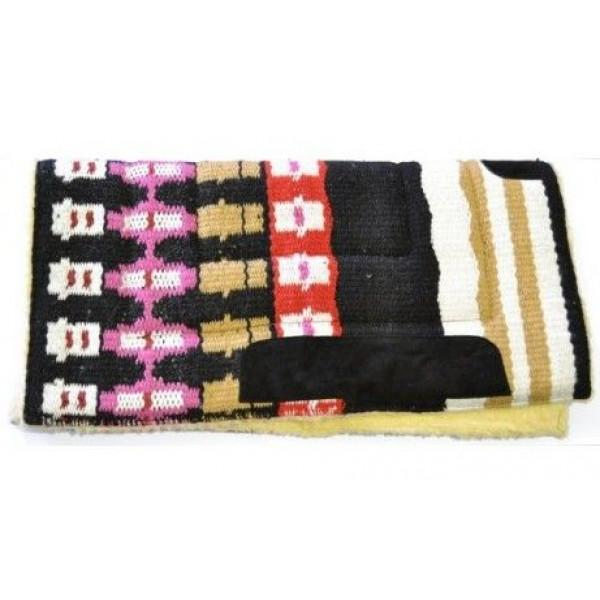 Wool Saddle Pad-The Wholesale Horse Wearhouse