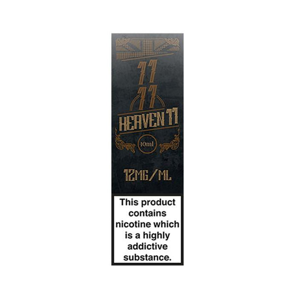 Heaven 11 (11 11 Series) by Dinner Lady eLiquid